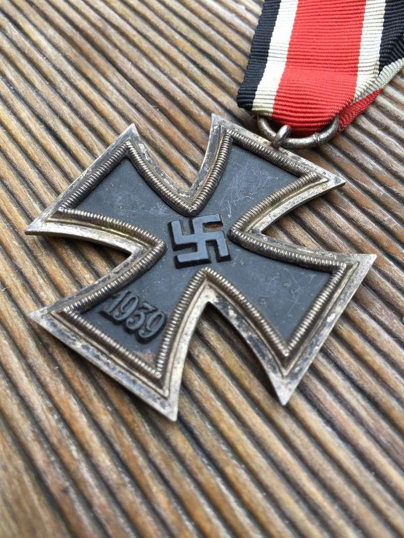 Croix de fer a identifié  18854f10