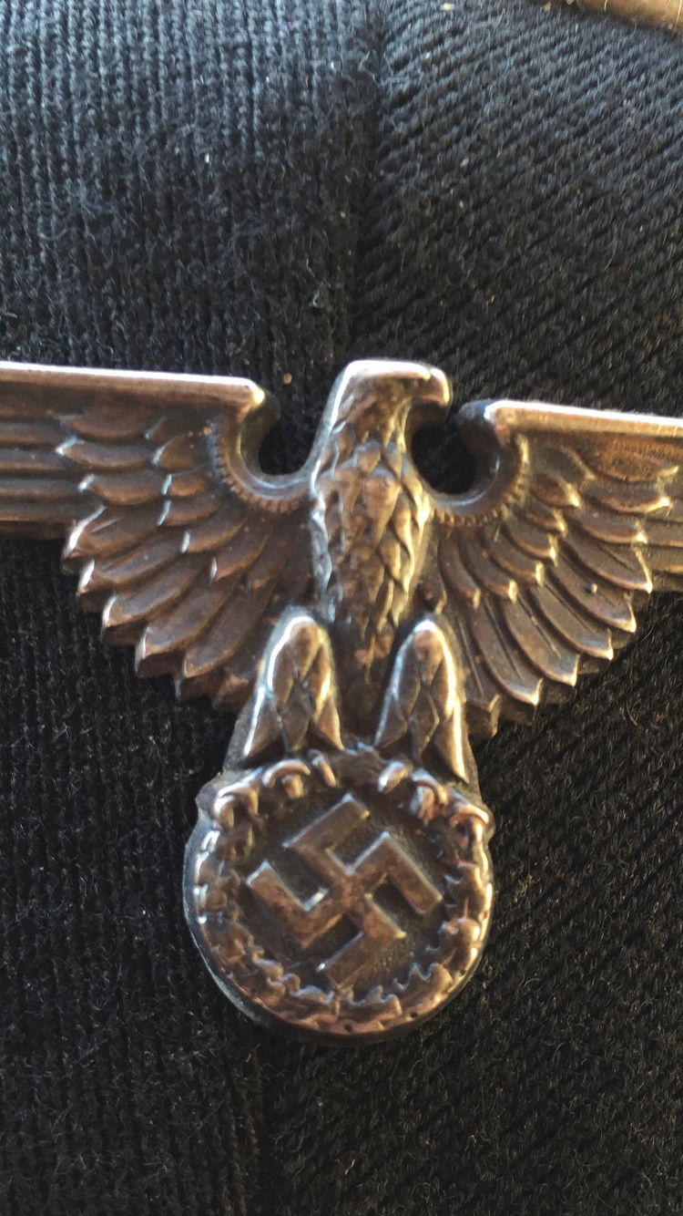 Aigle casquettes waffen ss original ou copie 332db810