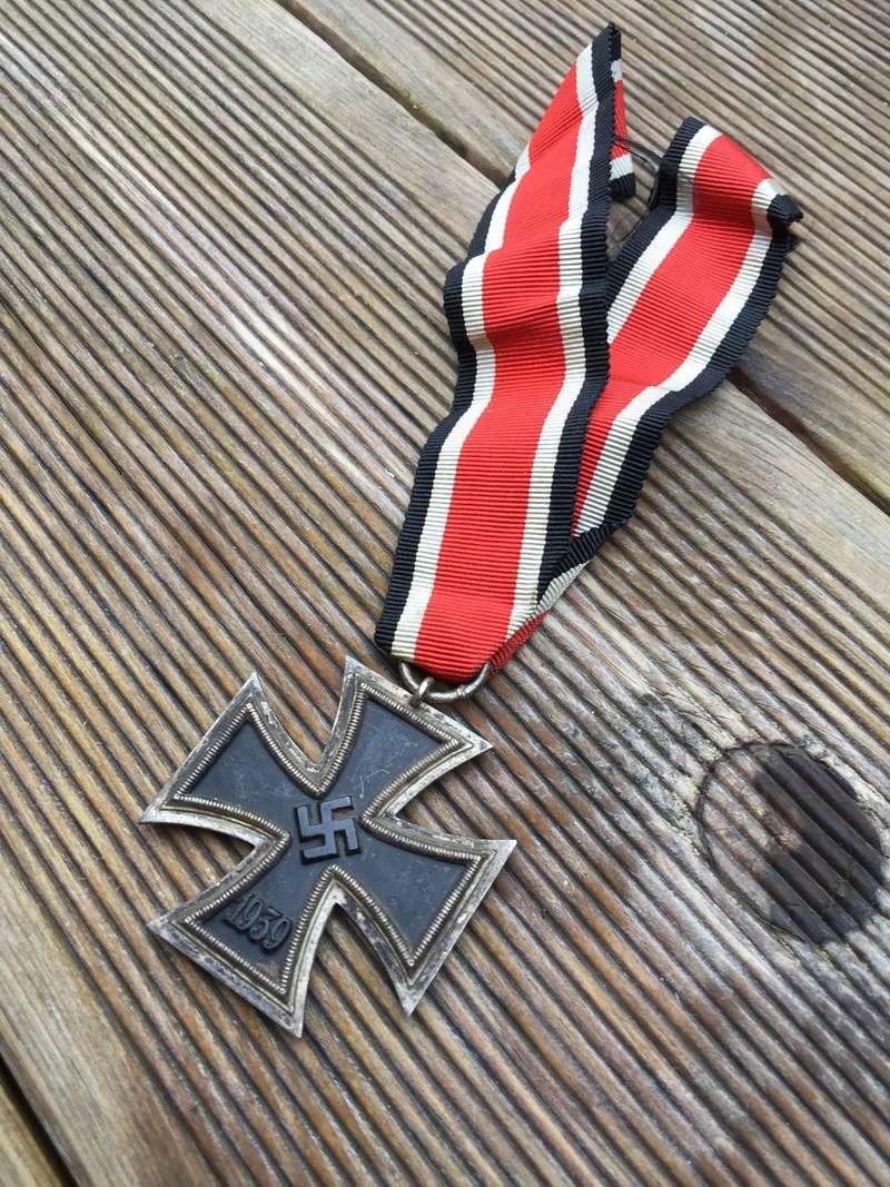 Croix de fer a identifié  A324ae10