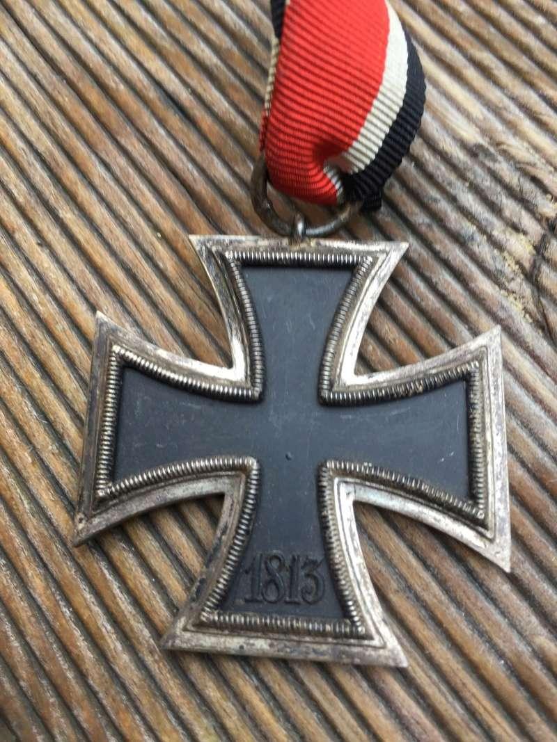 Croix de fer a identifié  B8c92510
