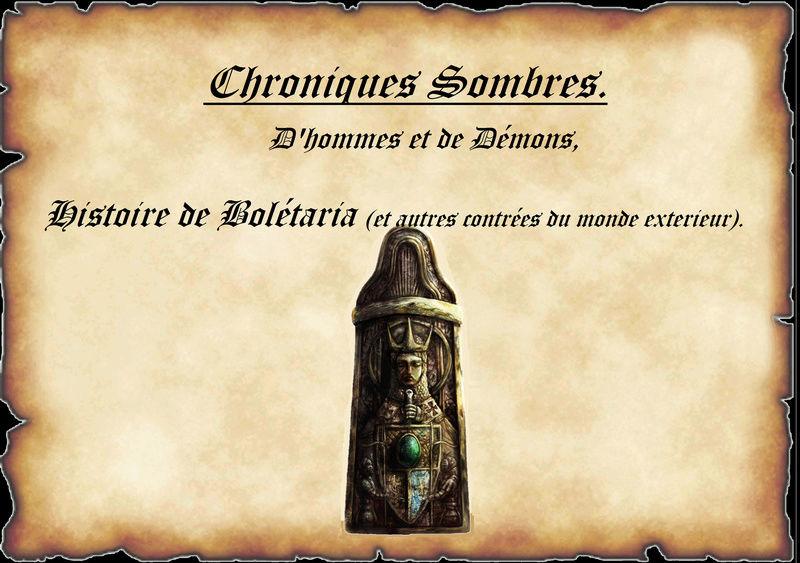 Les Chroniques Sombres: Petite Histoire de Bolétaria. Demon_10