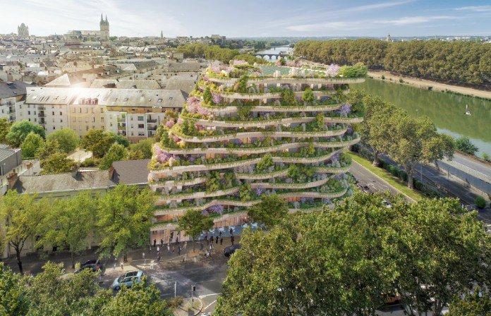 L'Arboricole : un bio-immeuble à l'autosuffisance alimentaire ...  Ville10