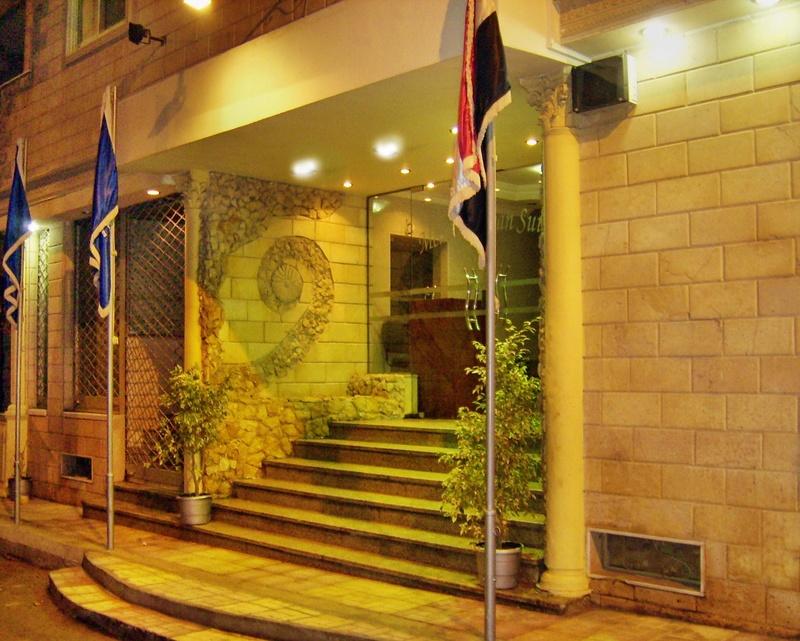 شقه فندقيه ب ميدترنين سويتس للاجنحه الفندقيه  بالاسكندريه مصر Dsci0111