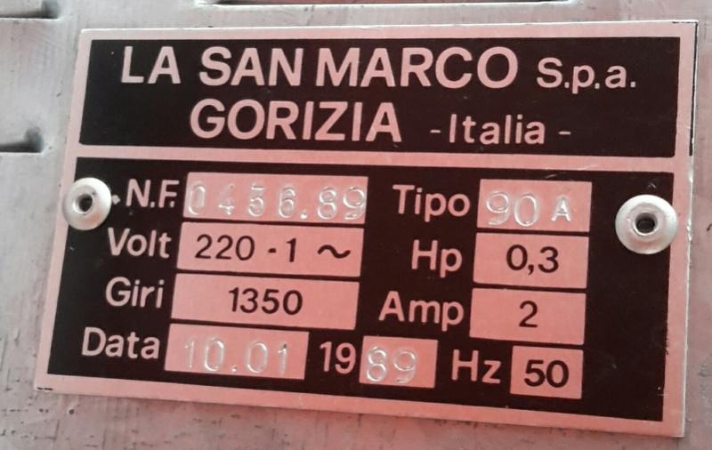 Ca y est j'ai mon moulin san marco Studio13