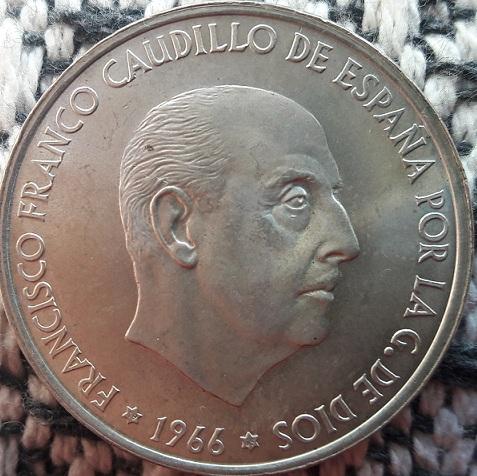 100 Pesetas 1966 (*19-69). Estado Español. Palo curvo - Página 2 20171213