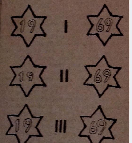 100 pesetas 1969 *1969   palo curvo Estrel12