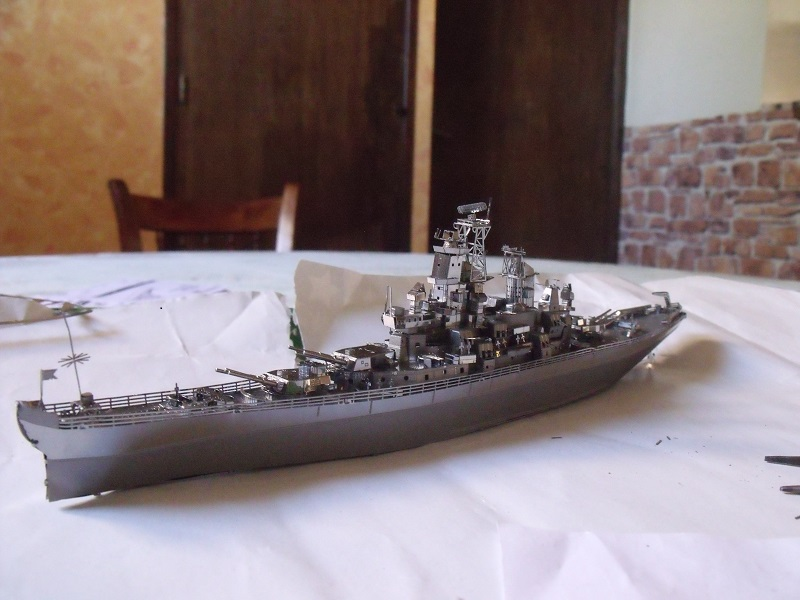 USS MISSOURI Ds512