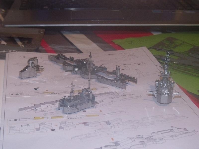 Bismarck en metal Dscf5816