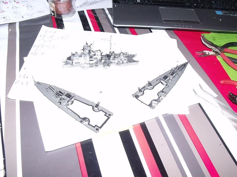 Bismarck en metal - Page 2 Dscf5817