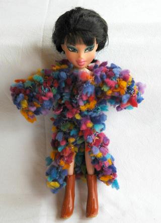 Vente  Vêtements Bratz au crochet et tricot 4775c818175