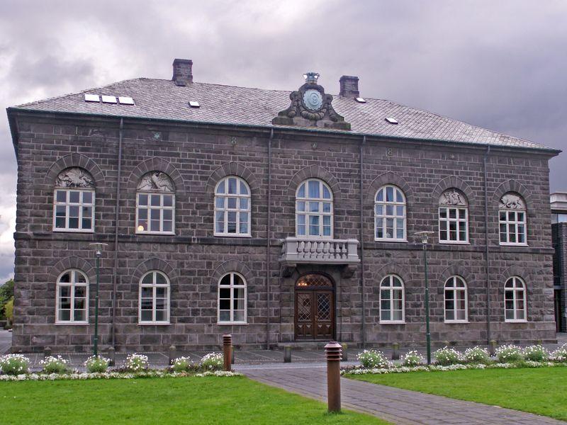 Ligne publique de la Mairie Reykja10
