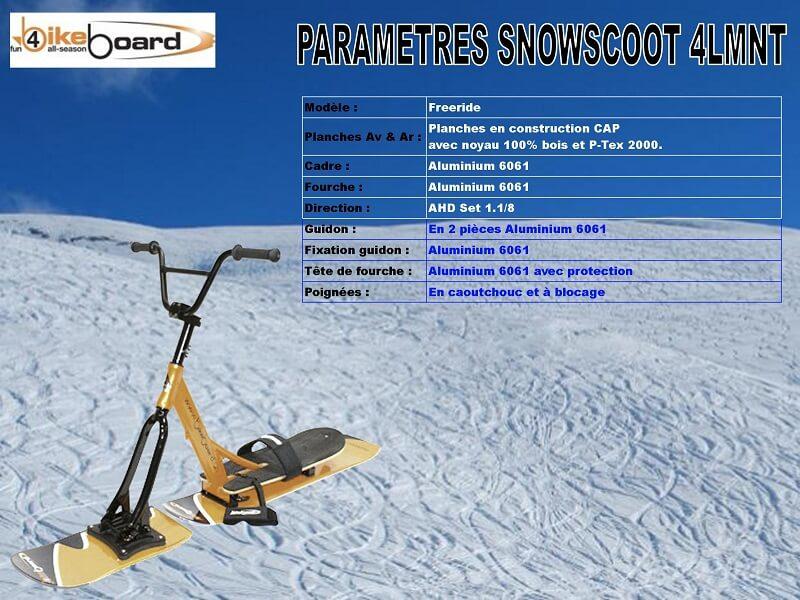 Les Concepteurs Fabricants de SnowScoot 4lmntf10