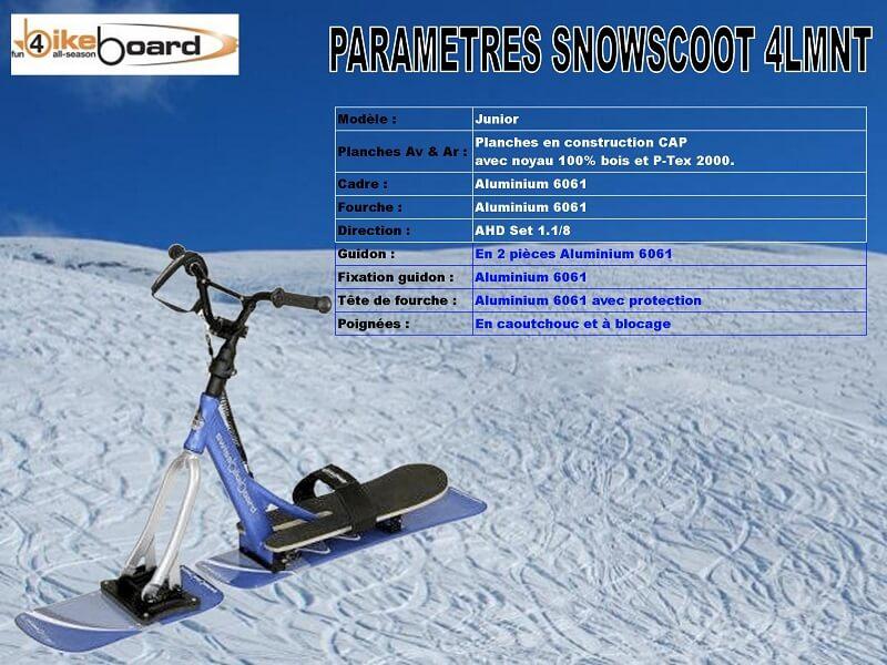 Les Concepteurs Fabricants de SnowScoot 4lmntj10