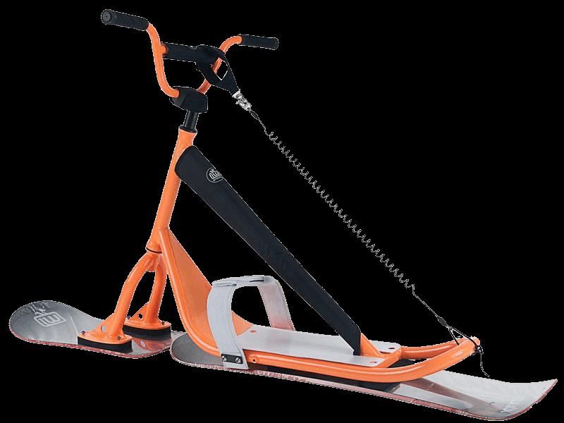 Les Concepteurs Fabricants de SnowScoot Sc01010