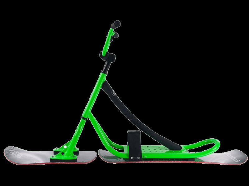 Les Concepteurs Fabricants de SnowScoot Sx00810