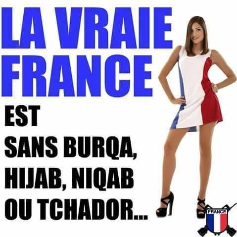 Une France sans burqa 22490210