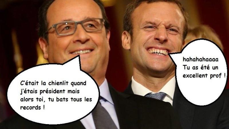 Hollande et Macron 30742510