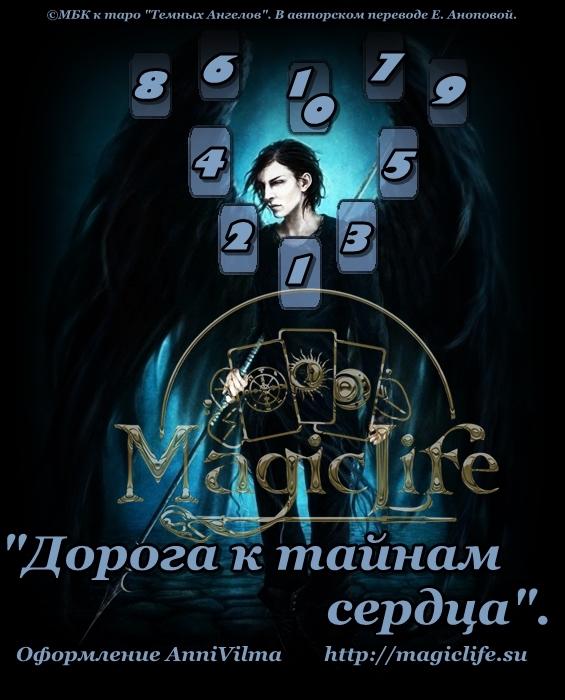 "Расклад ""Дорога к тайнам сердца"". Oaea__10"