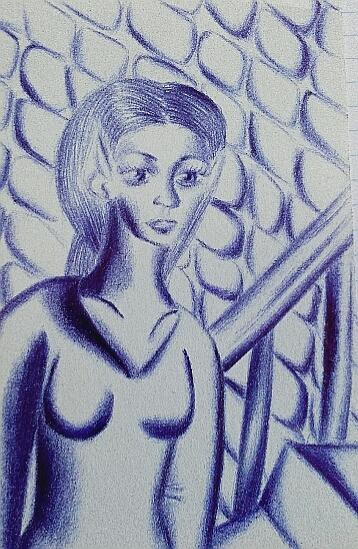 Мои рисунки ручкой и карандашом. Img_2026