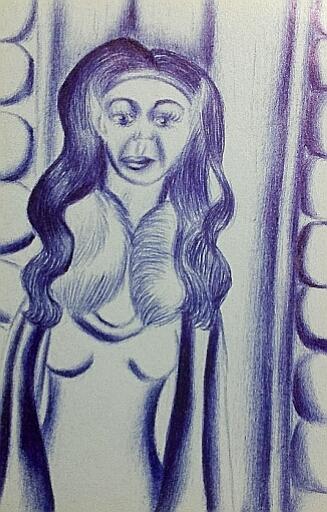 Мои рисунки ручкой и карандашом. Img_2027