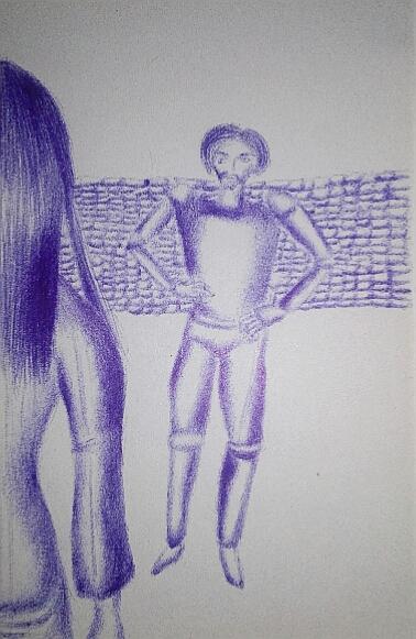 Мои рисунки ручкой и карандашом. Img_2031