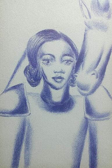 Мои рисунки ручкой и карандашом. Img_2032
