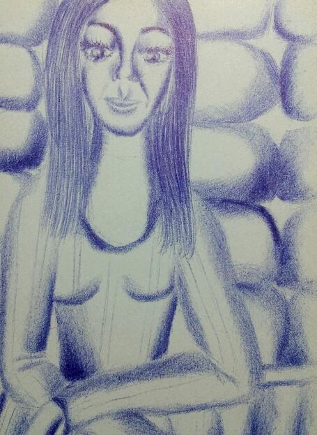 Мои рисунки ручкой и карандашом. Img_2033