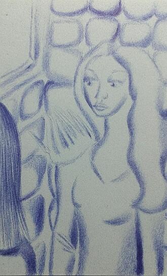 Мои рисунки ручкой и карандашом. Img_2035