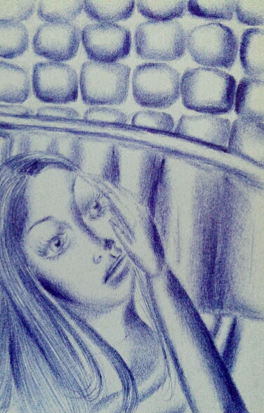 Мои рисунки ручкой и карандашом. Img_2042