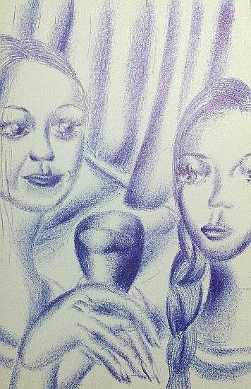 Мои рисунки ручкой и карандашом. - Страница 2 Img_2044
