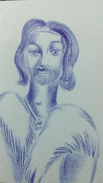 Мои рисунки ручкой и карандашом. - Страница 2 Img_2045
