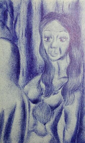 Мои рисунки ручкой и карандашом. - Страница 2 Img_2046