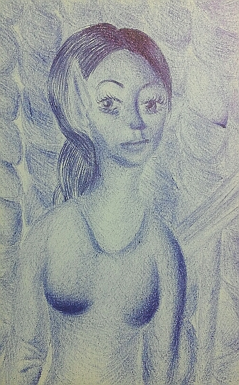 Мои рисунки ручкой и карандашом. - Страница 2 Img_2047