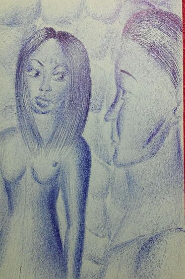 Мои рисунки ручкой и карандашом. - Страница 2 Img_2048