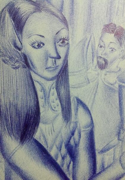 Мои рисунки ручкой и карандашом. - Страница 2 Img_2052