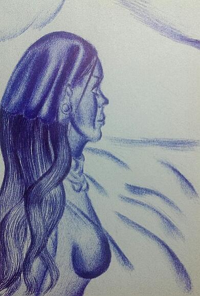 Мои рисунки ручкой и карандашом. - Страница 2 Img_2053
