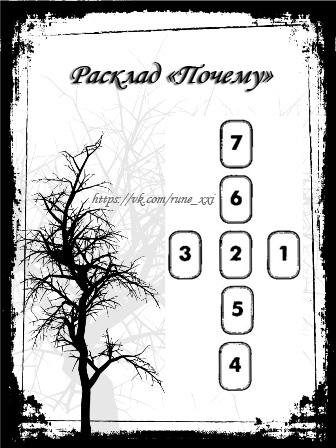 РАСКЛАД «ПОЧЕМУ» 00302