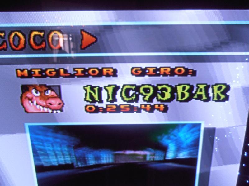 im nico93bari this is my record lap on coco' park  Pc230011