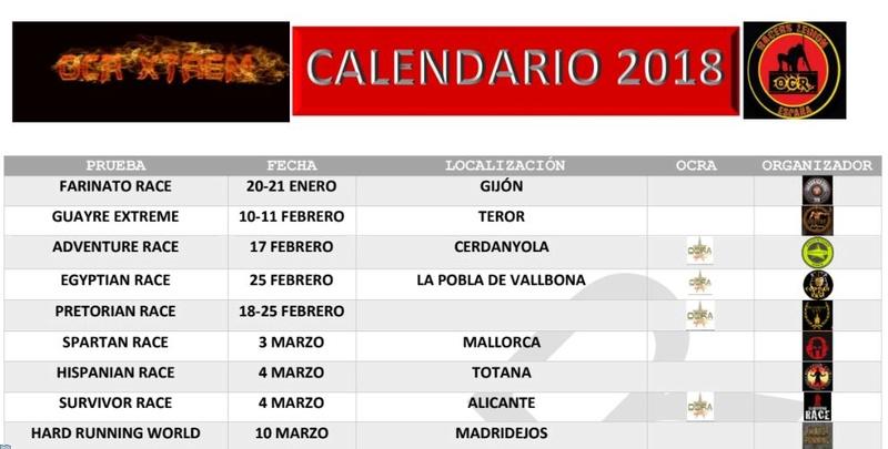 3 calendarios provisionales de las competiciones para el 2018 Nueva_12