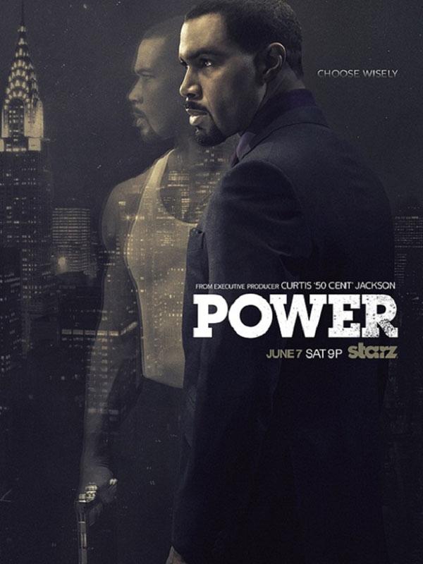 Serie Afro-Americain: Power 17881714