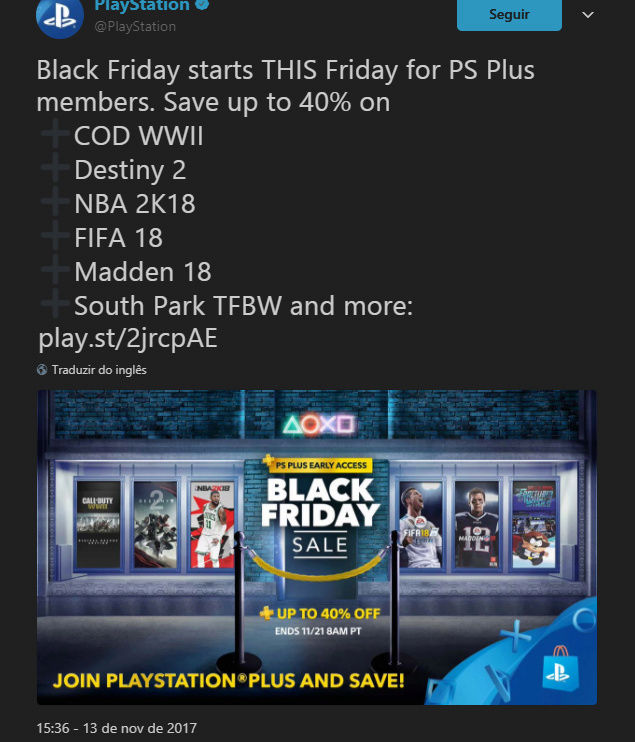 Pré-Black Friday PSN Anunciada!  Captur10