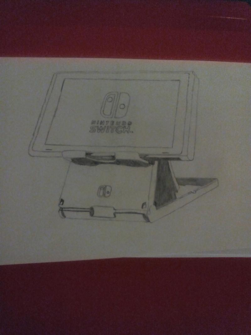 Un de mes dessins #photographié à l'arrache Jpeg_210