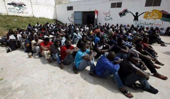 العبيد في ليبيا فبراير 23659110