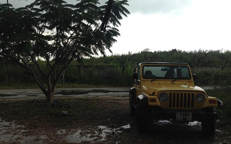 E questa è la mia ragazza! Jeep210