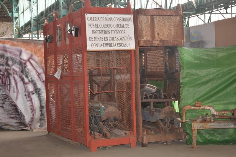 I Mesa de Intercambio de minerales en Peñarroya-Pueblonuevo (Córdoba) Dsc_5615