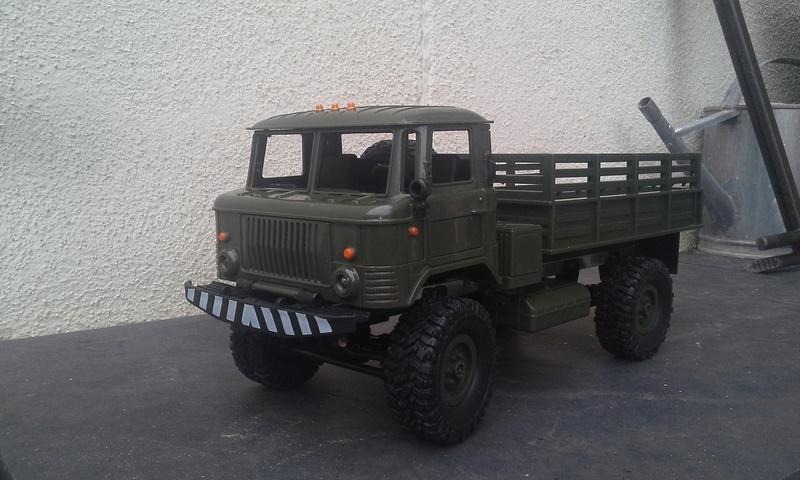 Unimog U 1300 L435 militar (como no) 20180312