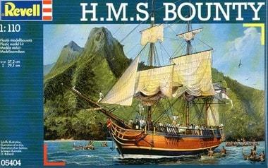 H.M.S. Bounty   Revell 1/110 Rvg54010