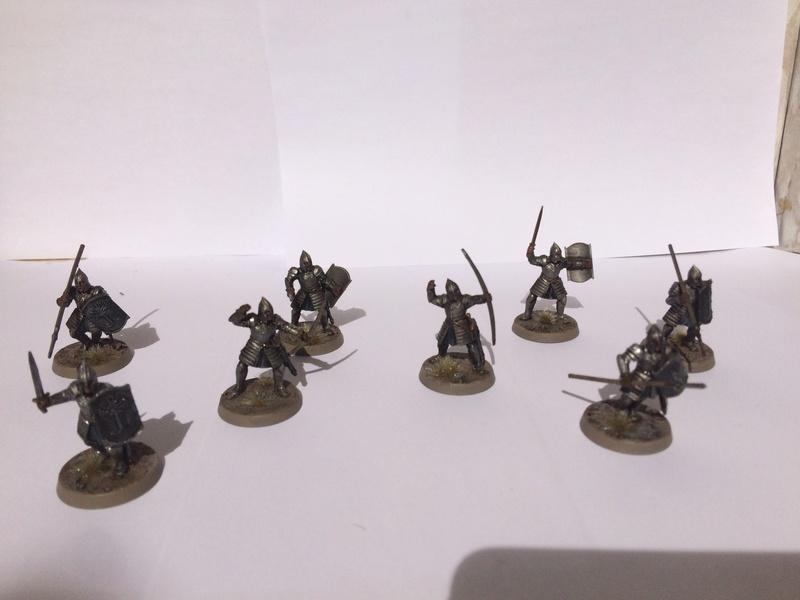 Galerie des troupes du Gondor (Tour Blanche, Ithilien,...)  Img_3520