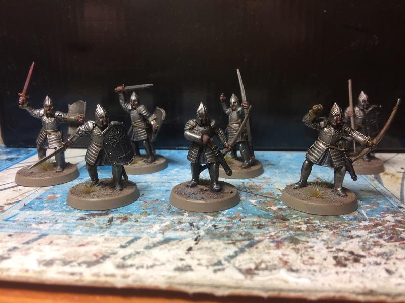 Galerie des troupes du Gondor (Tour Blanche, Ithilien,...)  Img_6382
