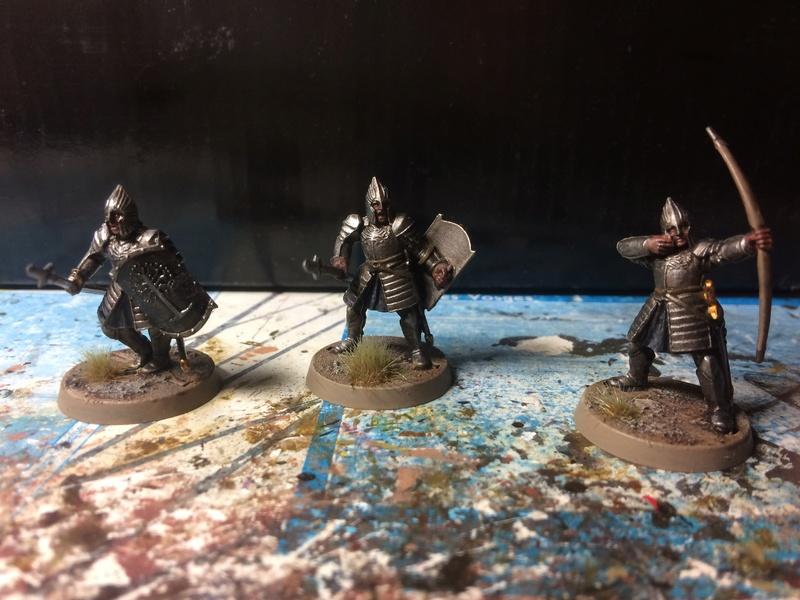 Galerie des troupes du Gondor (Tour Blanche, Ithilien,...)  Img_6383